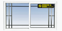 Single Tilt Slider Windows