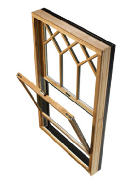 Wood and Aluminum Windows and Doors